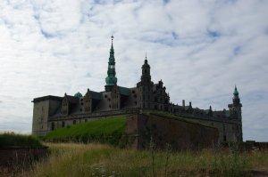 Kronborg i Helsingör - Hamlets slott