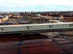 Utsikt från takterrassen (Foto: Pontus Lindblad)