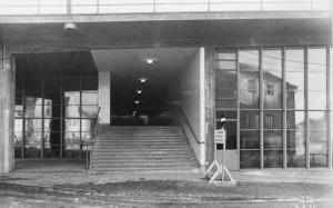 Gula gången från norr. Upphov: Almberg & Preinitz, Stockholms Stadsmuseum, CC: By, Nc, Sa