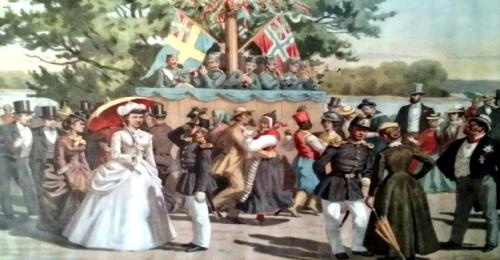 Fritz von Dardel. 1868.