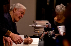 John Cleese, Stockholm, 5 december 2014