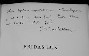 Hur kände Birger Sjöberg yrkesinspektör Wieselgren?