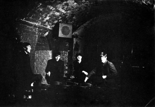 The Beatles i The Cavern Club 1963