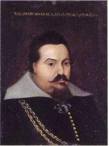 Johan Adolf von Holstein