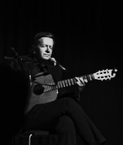 Dan Berglund på Stallet. 24 september 2015.