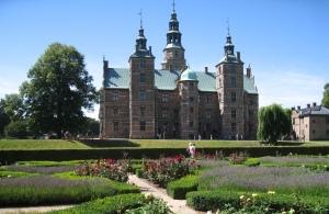 Rosenborg Castle in Copenhagen Foto: © Lars Rune Larsson