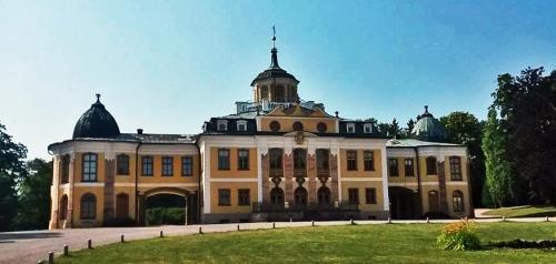 Schloss Belvedere i Weimar.