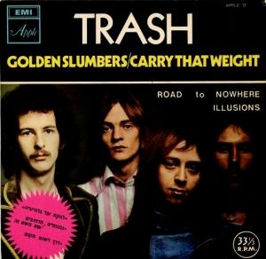 Israelisk EP med gruppen Trash.