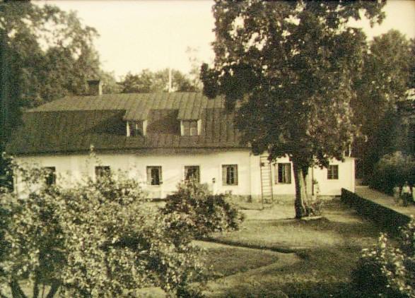 Axmar gamla herrgård
