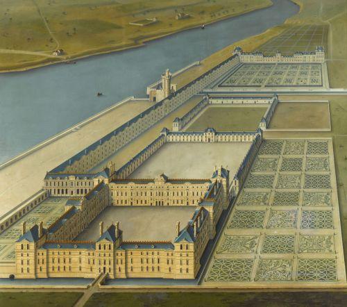 Louvre Henri IV