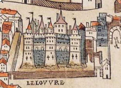 Louvren 1550