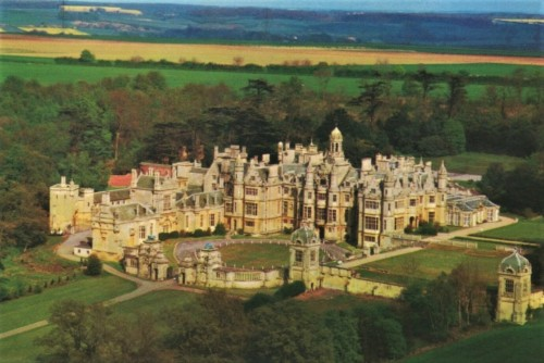 Harlaxton Manor 3 (3)
