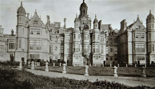 Harlaxton Manor (4)