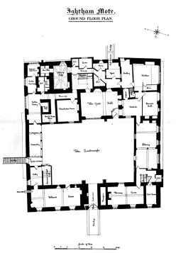 Ightham_Mote_-_Ground_Floor_Plan