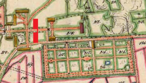 Hässelby karta 1842