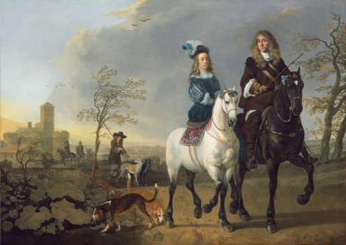 Aelbert Cuyp (1620-1691) Courtesy National Gallery of Art, Washington
